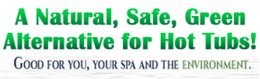 Chlorine for Hot Tubs